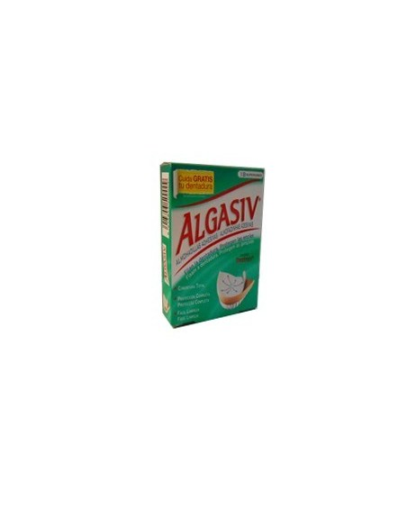 Algasiv dentadura superior 18unid