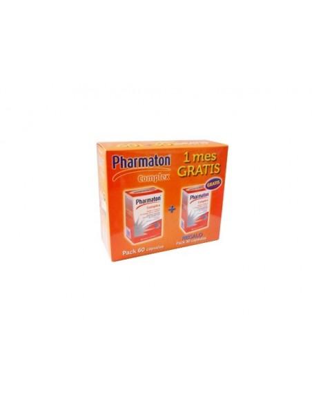 Pharmaton complex 60+30 cápsulas