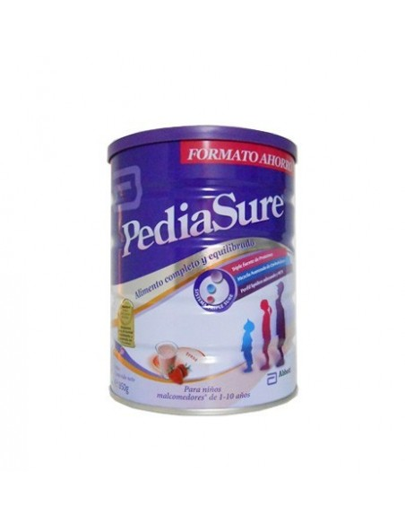 Pediasure polvo Fresa 850 gr