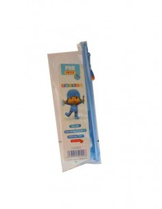 PHB neceser pocoyo (cepillo petit + gel 15ml)