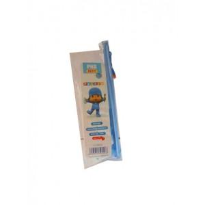 PHB neceser pocoyo (cepillo petit + gel 15ml)