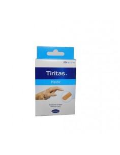 Tiritas Plastic 20 unidades 19x72mm