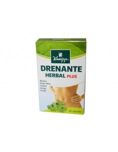 Kneipp drenante herbal 60 cápsulas