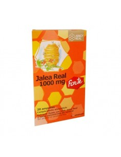 Arko real Jalea real 1000mg 20 ampollas