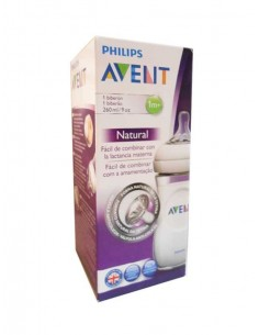Avent biberón natural 260ml