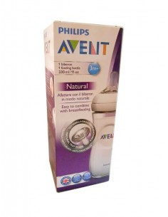 Avent biberón natural 330ml