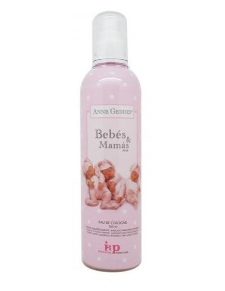Colonia bebes y mamas rosa 300ml
