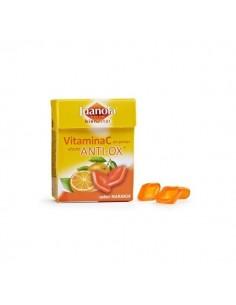 Perlas juanola vitamina C 25g sabor naranja