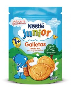 Nestlé galletitas junior 180gr