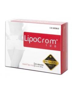 Lipocrom 100 20caps