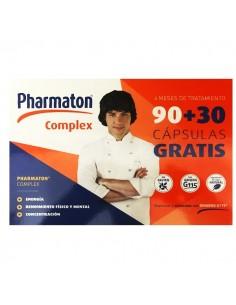 Pharmaton complex 90+30 capsulas
