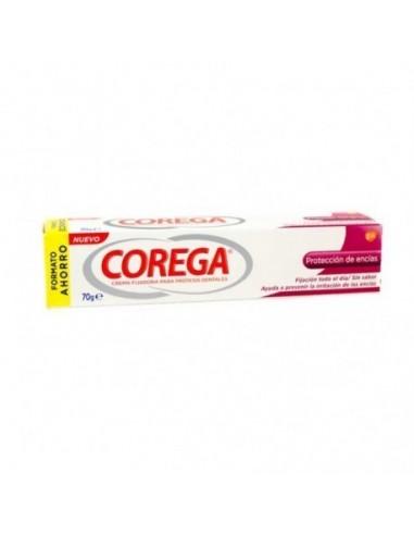 Corega gum proteccion encias crema 70gr