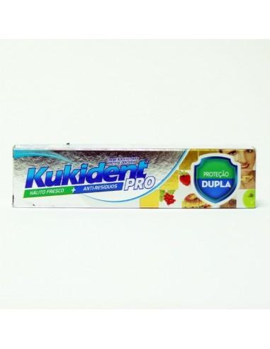 Kukident pro aliento fresco + efecto sellado 40gr