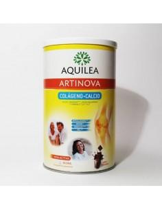Aquilea artinova colageno+ calcio 485g chocolate