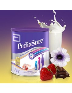 Pediasure polvo Chocolate bote 400gr
