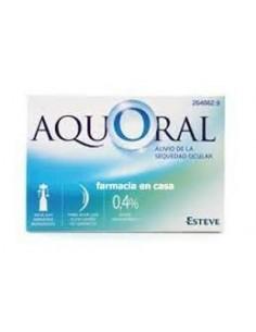 Aquoral 0,4% 0,5ml 20 monodosis