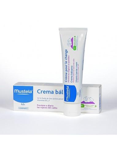 Mustela crema balsamo 1,2,3 100ml