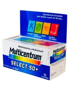 Multicentrum select +50 90comp