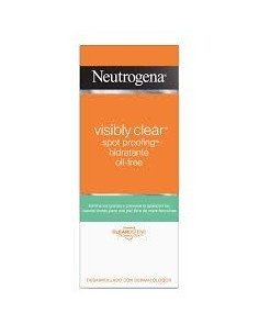 Neutrogena visible clear spot proofing hidrantante