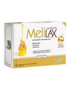 Melilax pediatrico microenemas 5g 6 unid