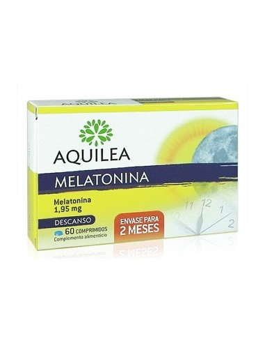 Aquilea melatonina 60 comp