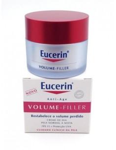 Eucerin volumen-filler crema de dia piel n/m