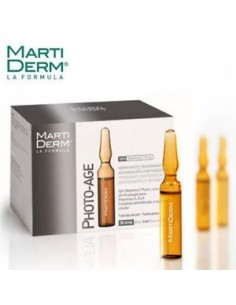 Martiderm photo age 2ml 30 amp
