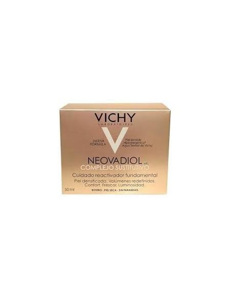 Neovadiol complejo sustitutivo crema piel seca vichy