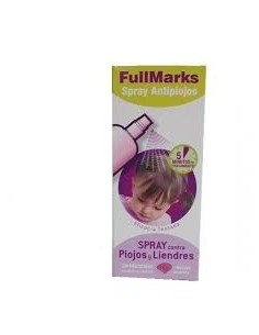 Full marks spray antipiojos 150ml