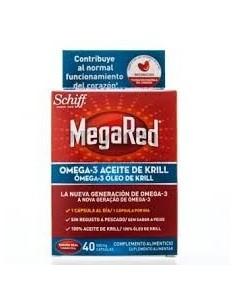 Megared 5oo omega 3 aceite de krill 30 caps