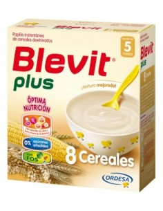 Blevit plus duplo 8 cereales galleta 600g