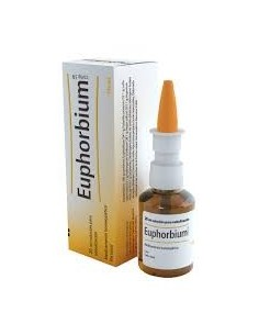 Euphorbium gotas nasales