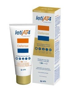 Leti AT4 defense 50+ barreras 100ml