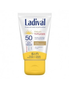 Ladival pieles tatuadas Fps 50 200ml