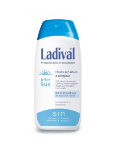 Ladival sen-allerg aftersun 200ml