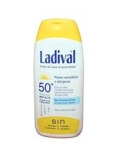 Ladival allerg fotoprotector fps 50+ muy alta