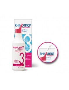 Rhinomer fuerza 3 180ml