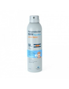 Fotoprotector Isdin 50+ spray pediatrico 200ml