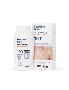 Fotoultra isdin 100+ allergy fusion fluid 50ml
