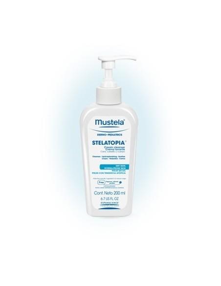 Mustela Stelatopia crema lavante 400ml