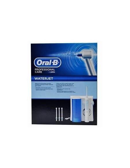 Oral B irrigador dental waterjet md 16