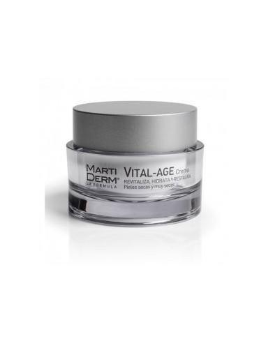 Martiderm platinum vital age crema piel seca/muy seca