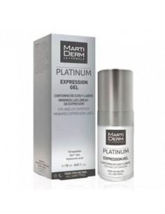 Martiderm platinum expression contorno ojos/labios