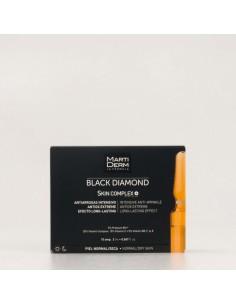 Martiderm ampollas black diamond skin complex