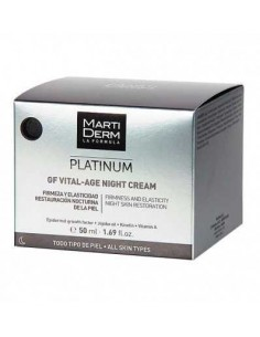 Martiderm platinum gf vital-age night cr 50ml
