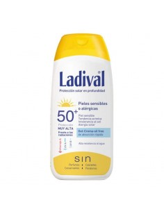 Ladival allergy piel sensible FPS 50+ 200ml