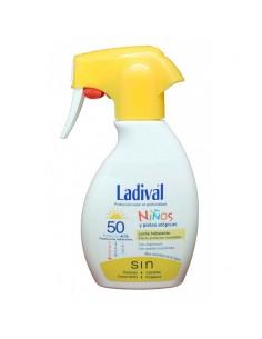 Ladival niños FPS 50+ spray 200ml