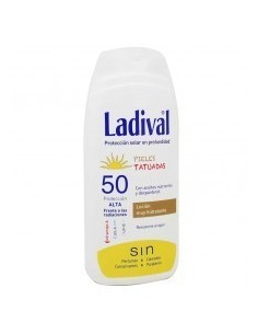 Ladival pieles tatuadas FPS50+ 200ml