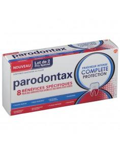 Parodontax duplo extra fresh complet
