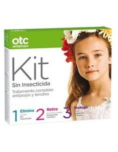 OTC kit 1-2-3 sin insecticida